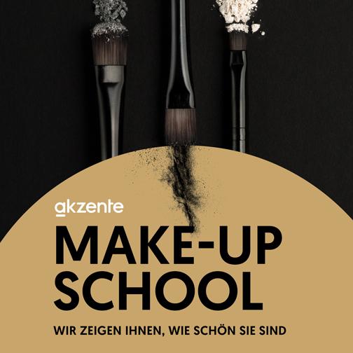 Akzente Make-up School Pforzheim